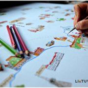 Žemėlapis Lietuvon.lt